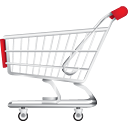 Shopping Cart - Free icon #190677