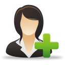 Add Businesswoman - icon #192017 gratis