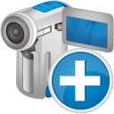 Digital Camcorder Add - Kostenloses icon #192267