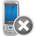 Mobile Phone Remove - Kostenloses icon #192277