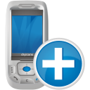Mobile Phone Add - Free icon #192297