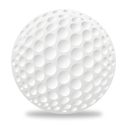 Golf Ball - icon gratuit #193027