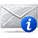 info mail - icon gratuit #193357
