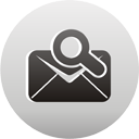 Search Mail - Kostenloses icon #193537