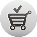 Shopping Cart Accept - icon gratuit #193557