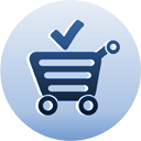 Shopping Cart Accept - icon gratuit #193717