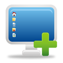 Computer Add - icon gratuit #193777