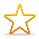 Star Empty - icon gratuit #193827