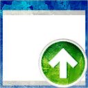 Window Up - icon gratuit #194217