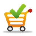 Shopping Cart Accept - icon gratuit #194897