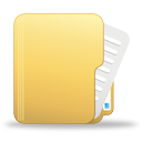 Folder Full - icon gratuit #194997