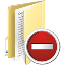 Folder Remove - Kostenloses icon #195357