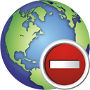 Globe Remove - icon gratuit #195377