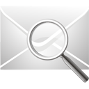Mail Search - Kostenloses icon #195477