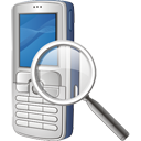 Mobile Phone Search - Kostenloses icon #195497