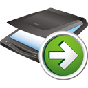 Scanner Next - icon gratuit #195657