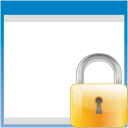 Window Lock - icon gratuit #196167