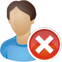 User Remove - Free icon #196207