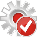 Process Accept - icon gratuit #196577