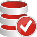 Database Accept - icon gratuit #196587