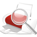 Printer Search - icon gratuit #196637