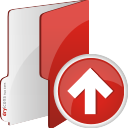 Folder Up - icon gratuit #196717