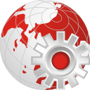 Globe Process - icon gratuit #196757
