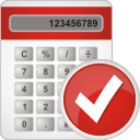 Calculator Accept - Free icon #196887
