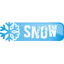 Snow Button - icon gratuit #197117