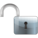 Lock Off Disabled - icon gratuit #197537