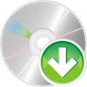 Cd Down - icon gratuit #197637