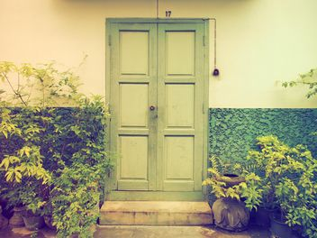 Vintages old door - image gratuit #198017