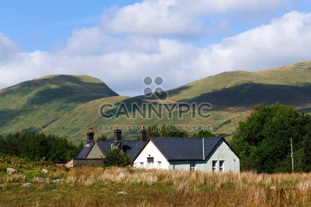 House in Snowdonia National Park - Free image #198287