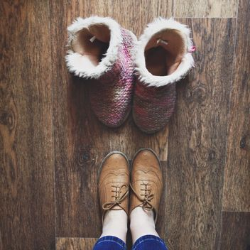 warm shoes - Free image #198387