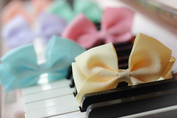 Cookies With A colorful Bows - Kostenloses image #201047