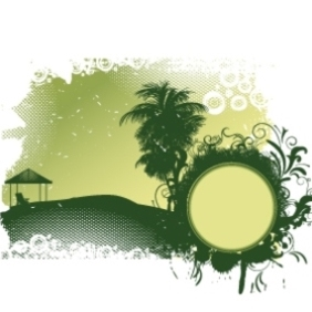 Summer Vector Illustration 57 - vector #203097 gratis