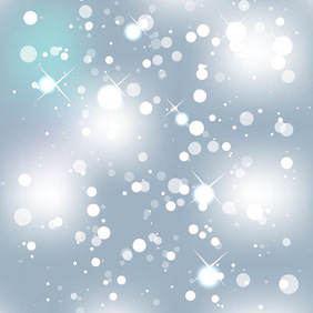 Magic Festive Background - vector #203147 gratis
