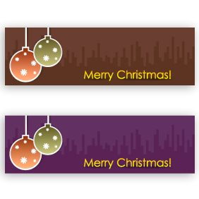 Christmas Illustration 12 - Free vector #203337