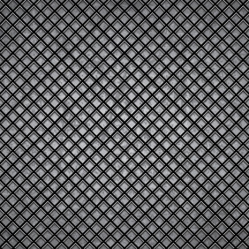 Black Metal Mesh Background Design - vector gratuit #204607