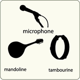 Music Instruments 13 - Free vector #204727