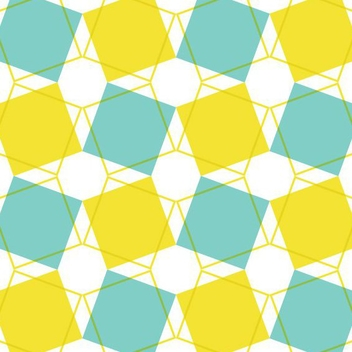 Geometrical Seamless Pattern - vector #205817 gratis