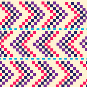 Seamless Pattern 97 - Kostenloses vector #206317