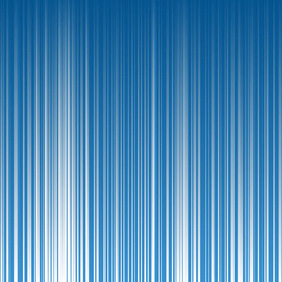 Blue Striped Background - vector gratuit #209947