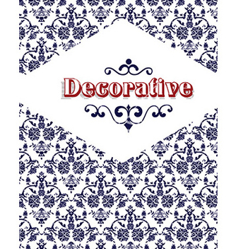 Free decorative vector - vector #210577 gratis