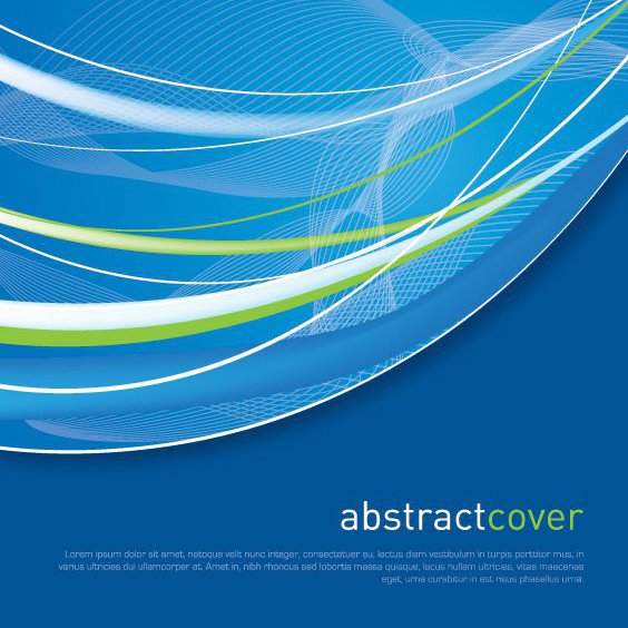 capa abstrata - Free vector #212547