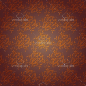 Abstract Floral Background - vector #213227 gratis