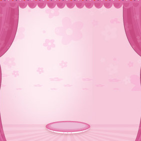 Feminine Feature Scenery - Free vector #213397