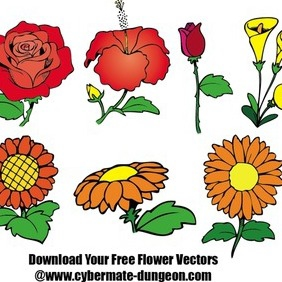 FlowersPlants - Free vector #213417
