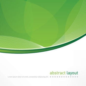Abstract Layout - vector gratuit #213627