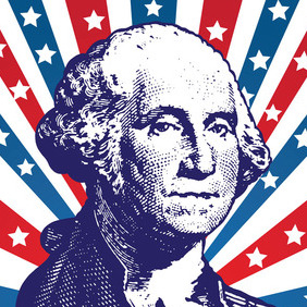 George Washington - бесплатный vector #213867
